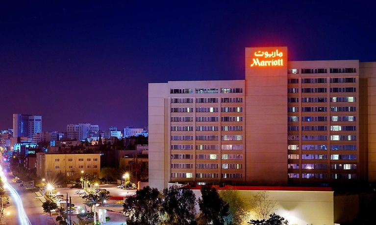 AMMAN MARRIOTT HOTEL, AMMAN | Rates from $176